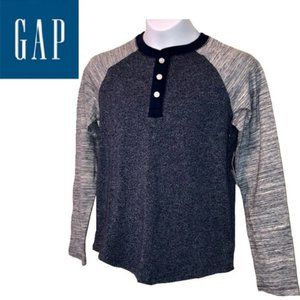Gap Kids Long-Sleeved Shirt Boys Sz M 8/9